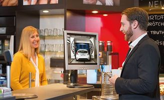 Revolutionising the car wash – Wash&Pay is flexible and saves you time.